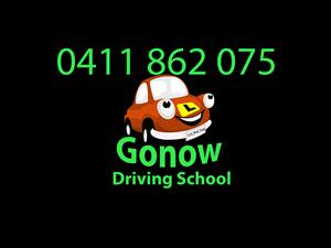 5 hour Birthday Auto Voucher at Gonow Driving School