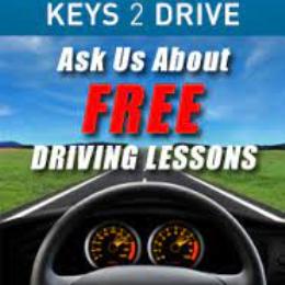 Keys2drive hour plus 2  hour Lesson for $99 AUTO