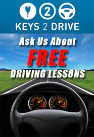 Keys2drive hour plus 2  hour Lesson for $99 AUTO at Briswide Driving School