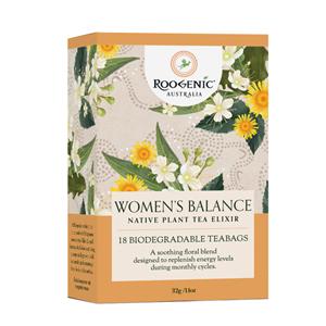 Teas: Womens Balance at Zing Massage Therapy