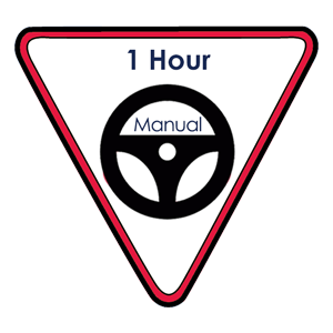 Manual - 1 Hour Standard at Behind the Wheel Driver Education