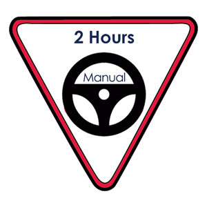 Manual - 2 Hours Intensive at Behind the Wheel Driver Education