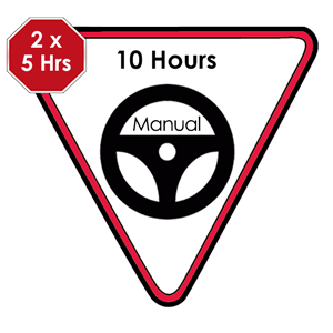 Manual - 10 Hours Start and Finish Pack at Behind the Wheel Driver Education