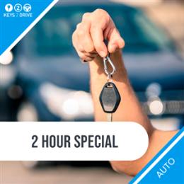 1 Hour Auto Lesson + Free Keys2Drive Lesson