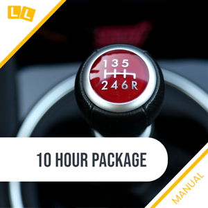 Manual 5 X 2 Hours Package at 2Pass Driving School Cairns