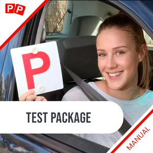 Manual Test Day Package at 2Pass Driving School Cairns
