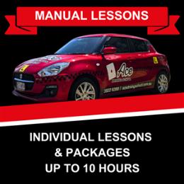 Manual 10 Hour Package