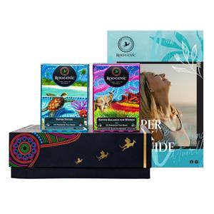 Gift Box 1 (2 Teas) at Zing Massage Therapy