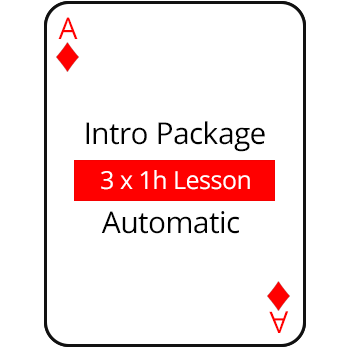 lesson packages