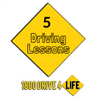 5 Lessons Package at Drive4Life