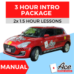 Manual 3 Hour Intro Package 2x 1.5 hour *One-Time-Only