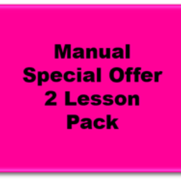 2 Manual Lesson Pack: Highfields, Hodgson Vale, Vale View, Westbrook