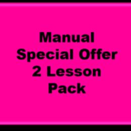 2 Manual Lesson Pack: Toowoomba