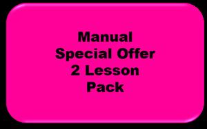 2 Manual Lesson Pack: Toowoomba at Nixon Driving Academy