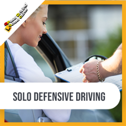Defensive Driving (On Road) 2 Hours