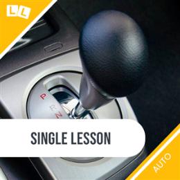 Single Auto Lesson 1.5 Hours