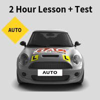 Auto Test Day Package (Option 2) at RAC School of Motoring