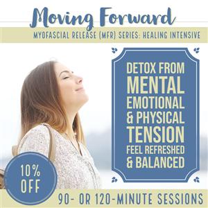 Moving Forward (90-Minutes) at Vital Living WellSpa