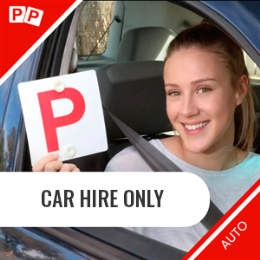 Auto Car Hire Only For The Test