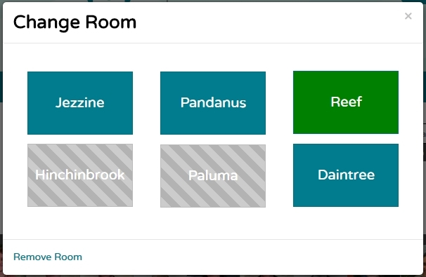 Room Allocation